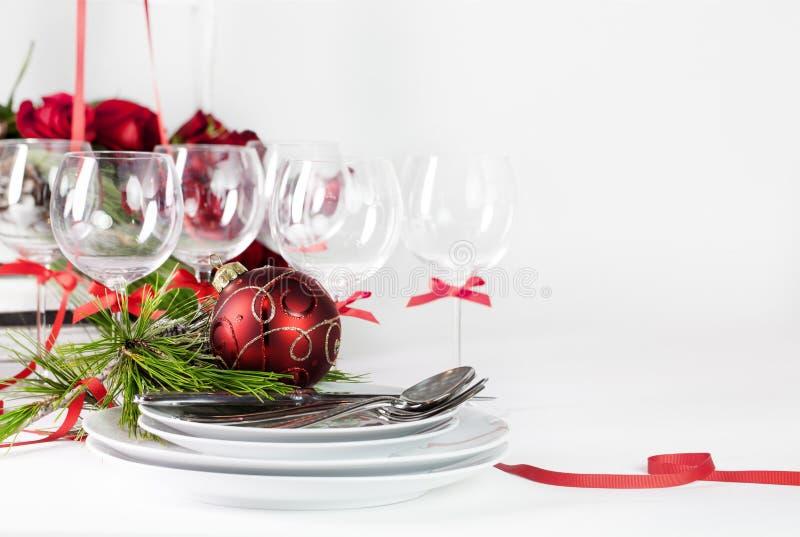 Configuración del vector de la Navidad fotografía de archivo libre de regalías