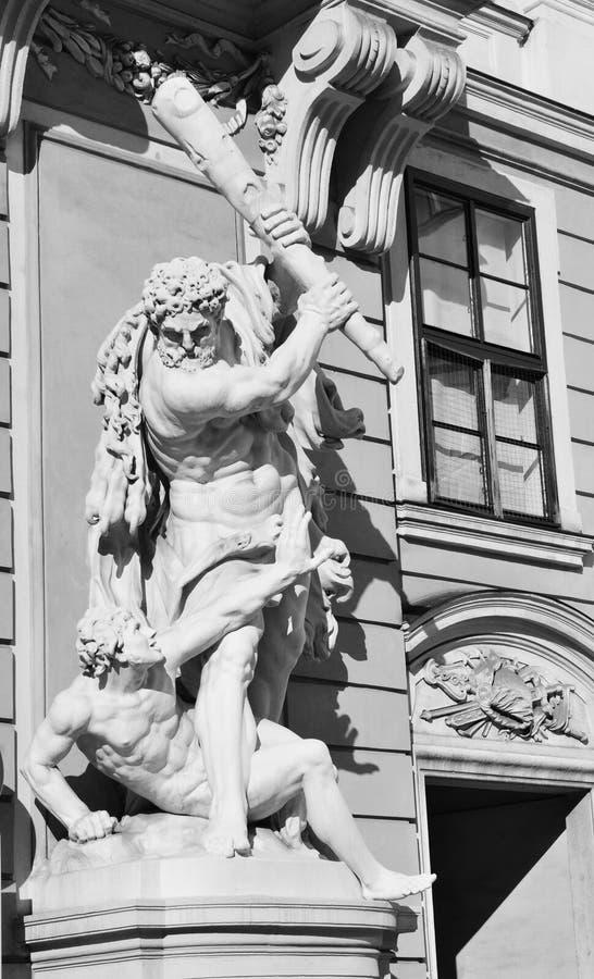 Configuración en Viena fotos de archivo