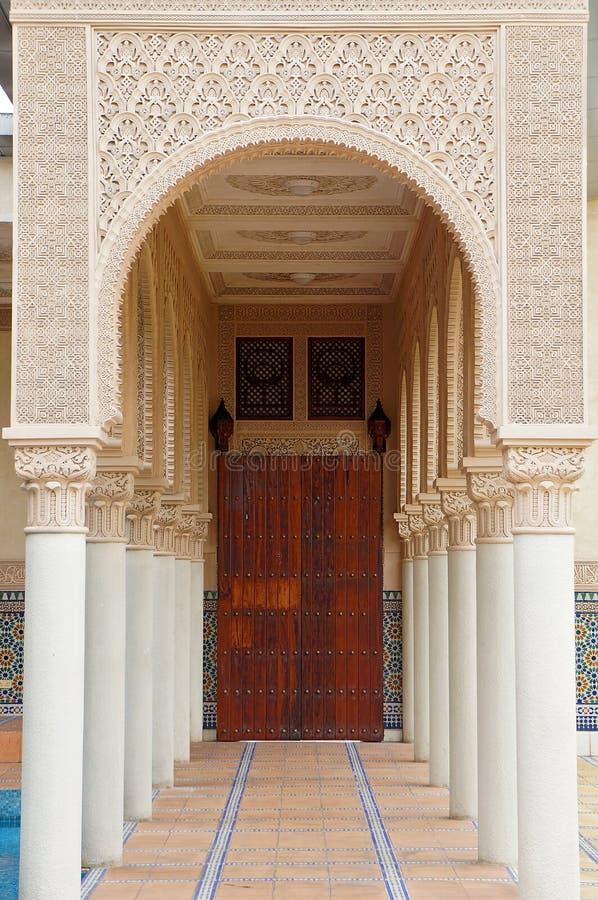 Configuración marroquí. fotos de archivo