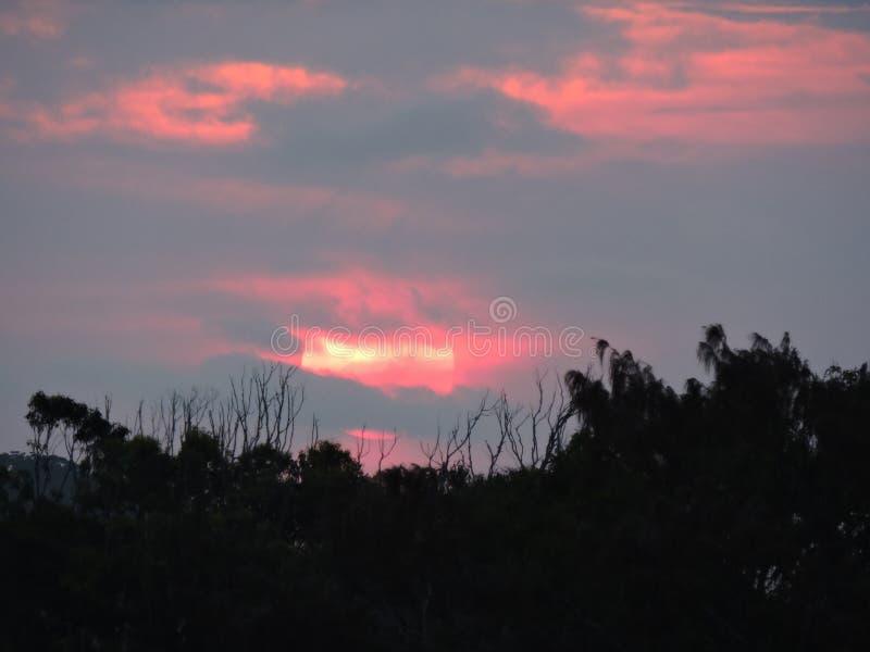 Configuración Sun foto de archivo