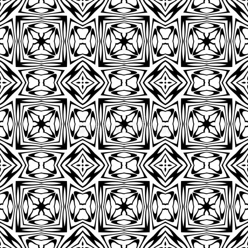 Configuration abstraite illustration stock