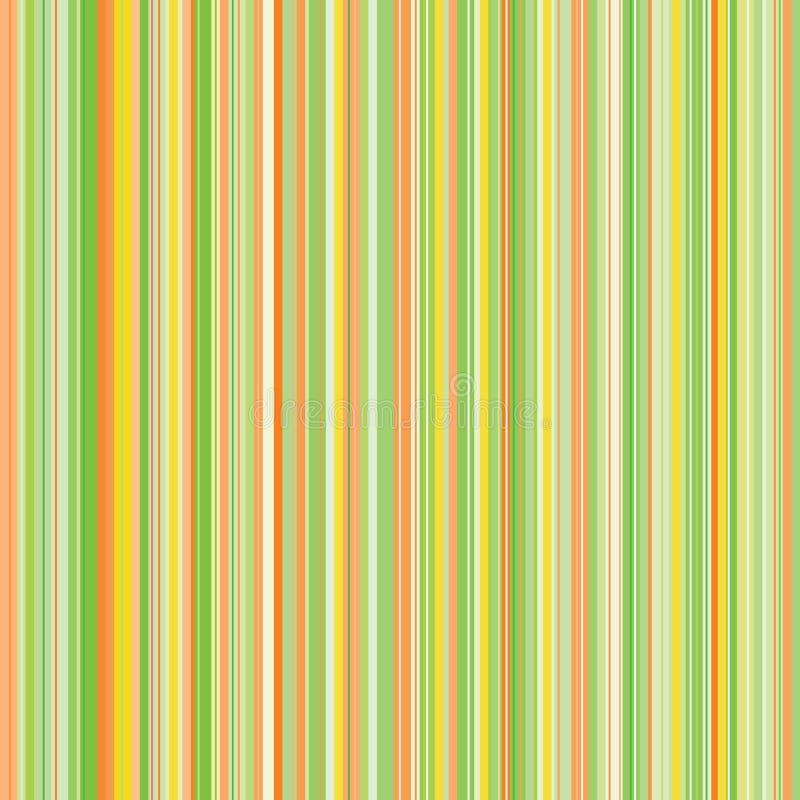 Configuration abstraite avec les pistes colorées illustration stock