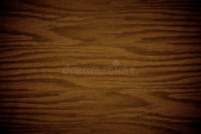 Configuration abstraite en bois de Brown photo stock