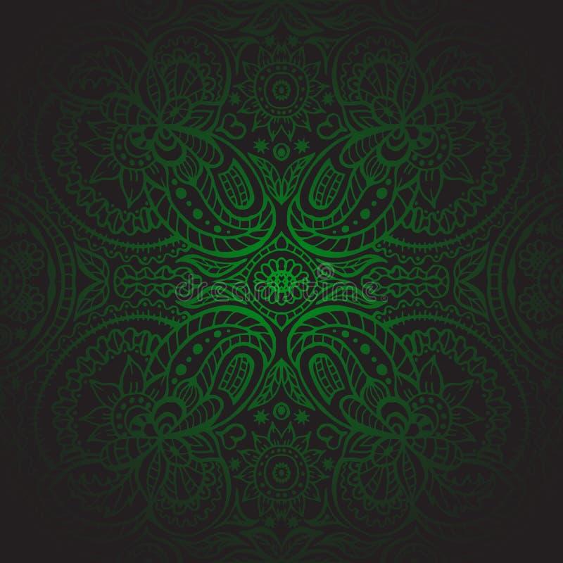 Configuration abstraite sans joint illustration libre de droits