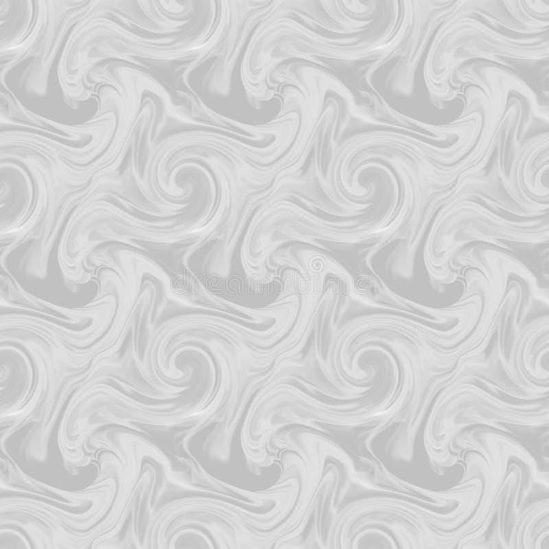 Configuration abstraite sans joint illustration de vecteur