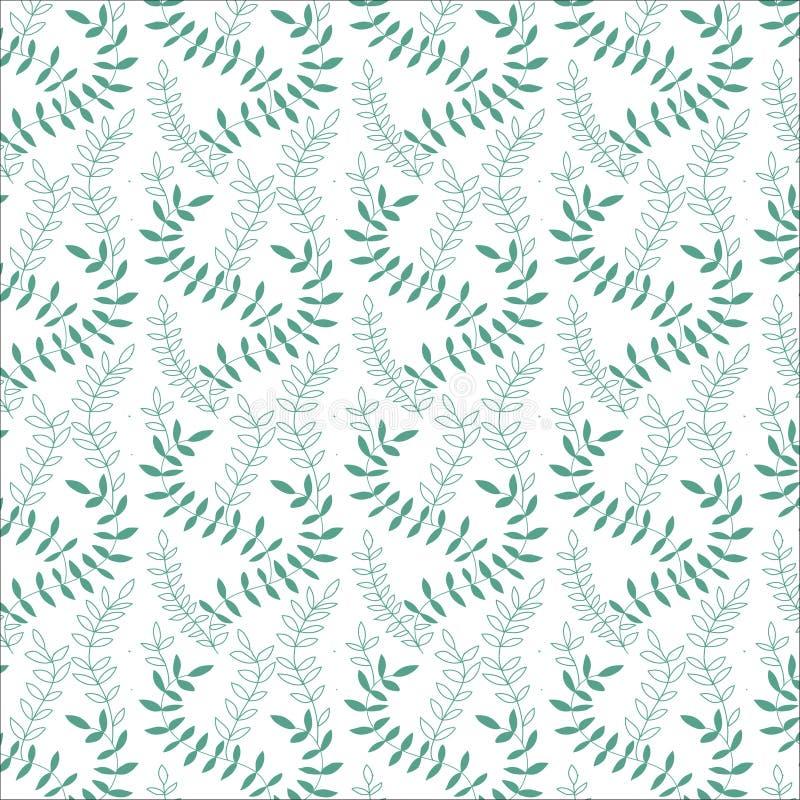 Configuration Allover florale photographie stock libre de droits