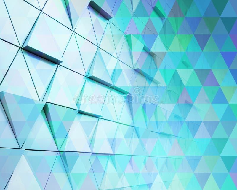 Configuration architecturale abstraite photos libres de droits