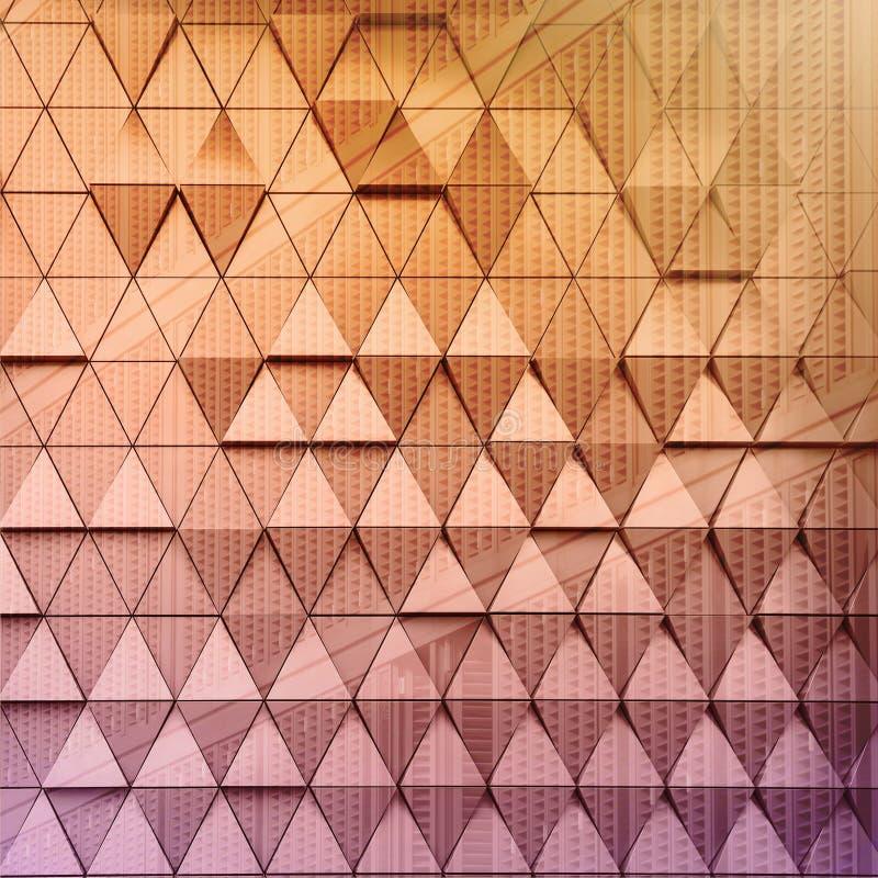 Configuration architecturale abstraite photographie stock libre de droits