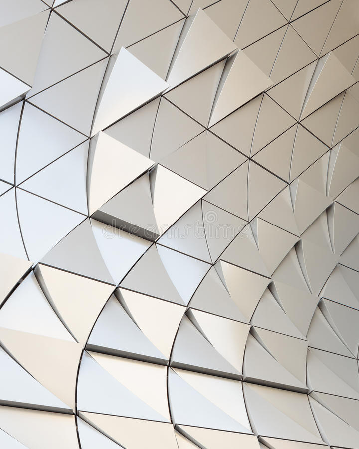 Configuration architecturale abstraite images stock