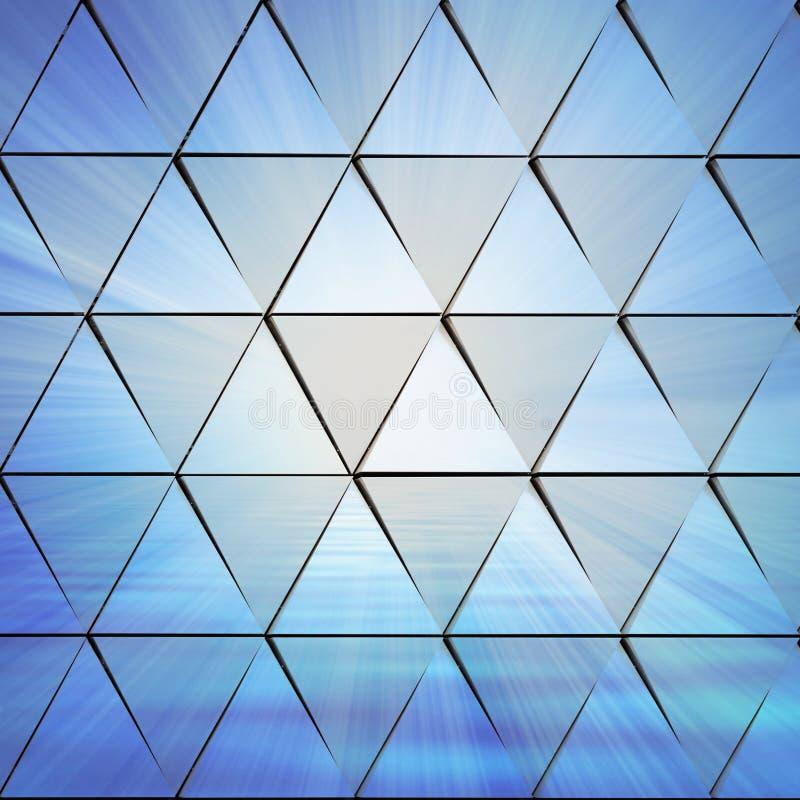 Configuration architecturale abstraite photo stock