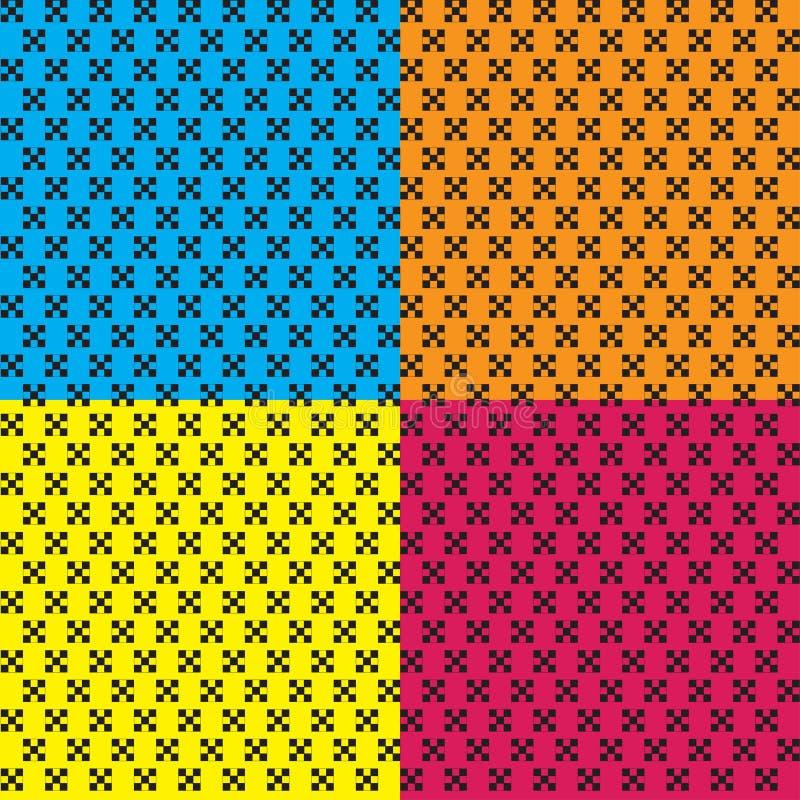 Configuration carrée images libres de droits
