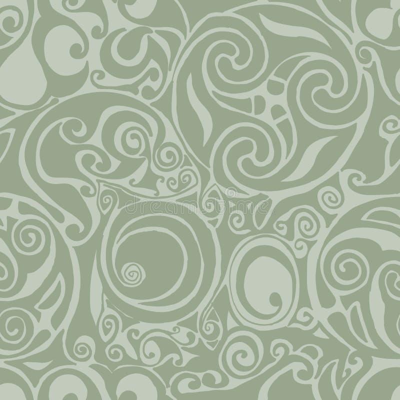 Configuration celtique illustration stock