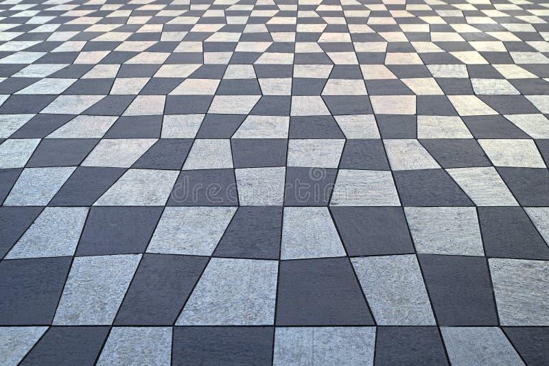 Configuration Checkered Image stock