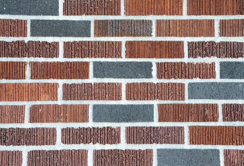 Configuration colorée multi de brique photo libre de droits