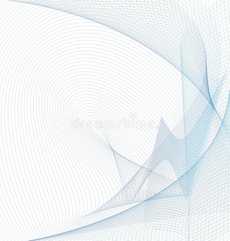 Configuration créatrice abstraite 5 illustration stock