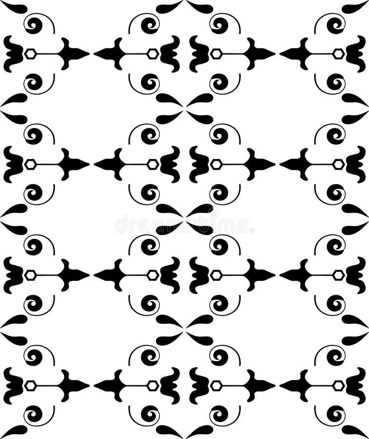 Configuration décorative 08 illustration libre de droits