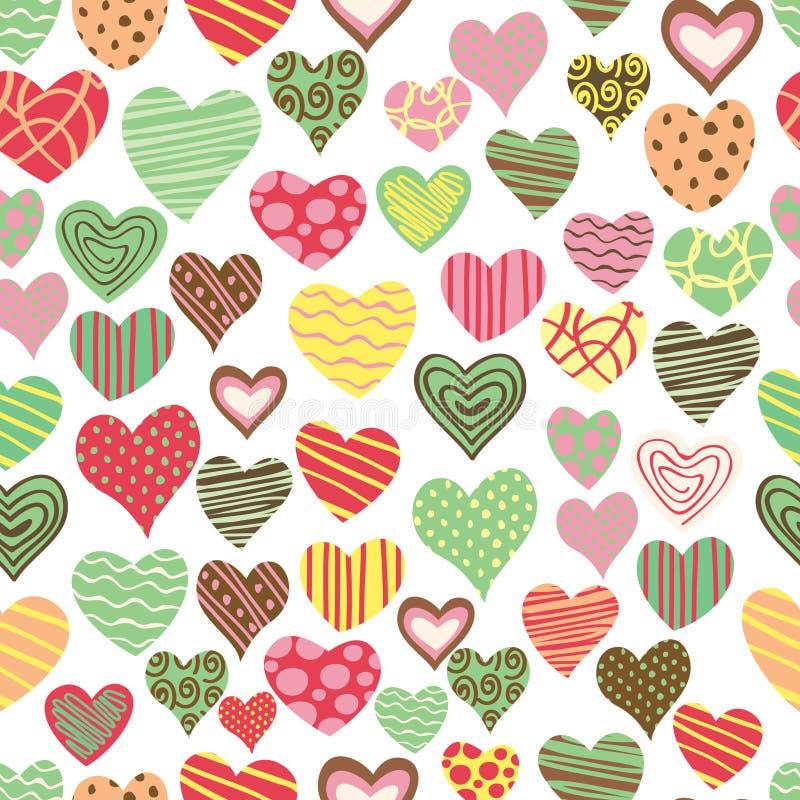 Configuration d'amour illustration de vecteur