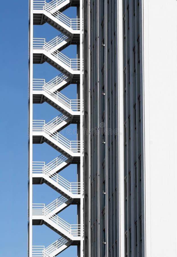 Configuration d'escalier photos stock
