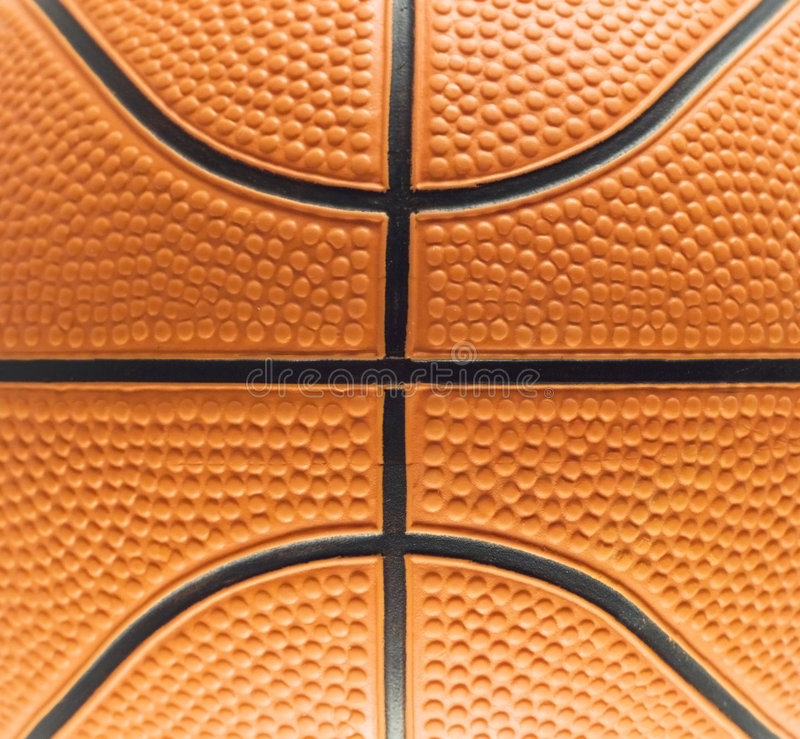 Configuration de basket-ball image stock