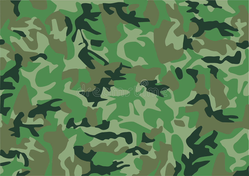 Configuration de camouflage illustration stock