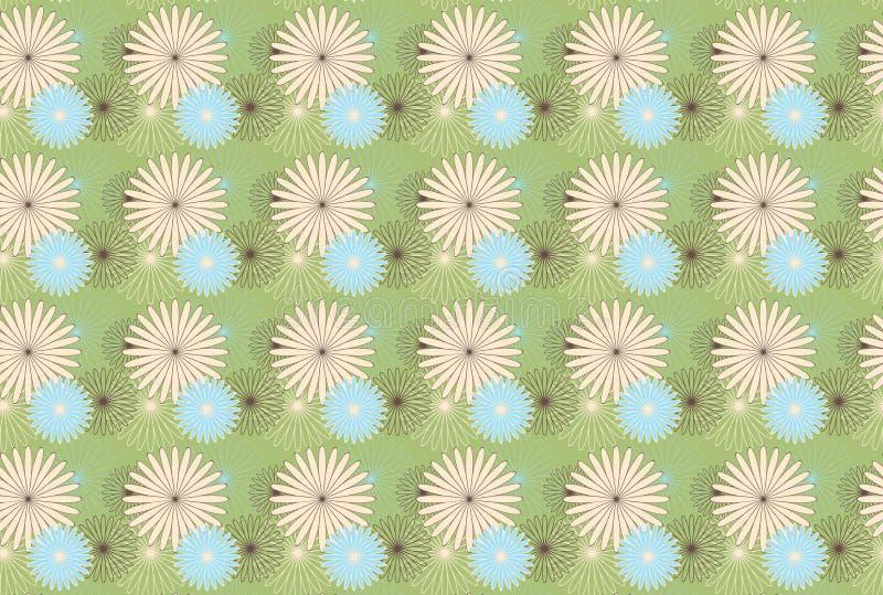 Configuration de fleur de source photographie stock libre de droits