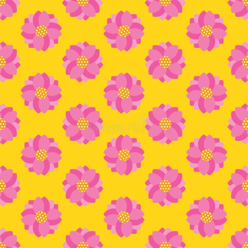 Configuration de fleur sans joint photos libres de droits