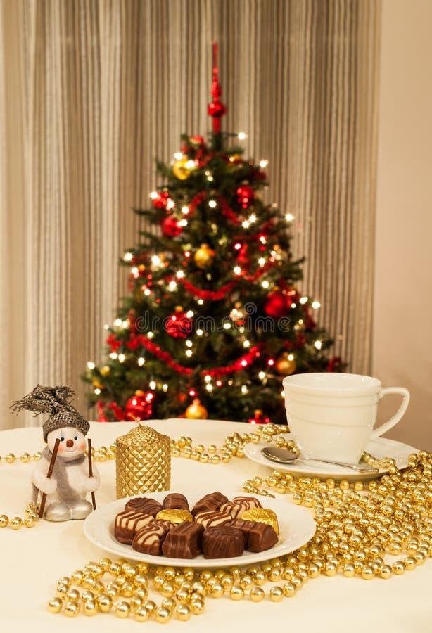 Configuration de Noël photos stock