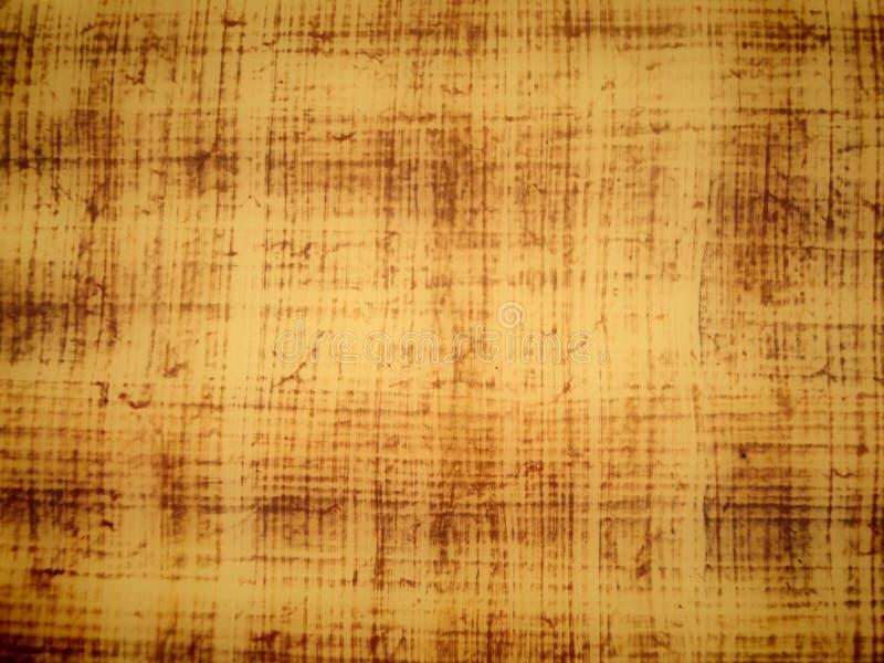 Configuration de papier de papyrus photo libre de droits