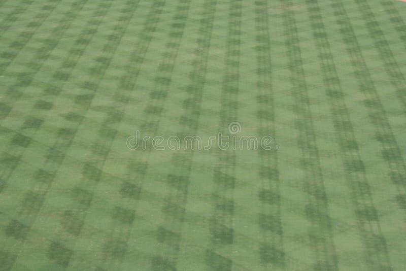 Configuration de terrain extérieur de base-ball photos stock