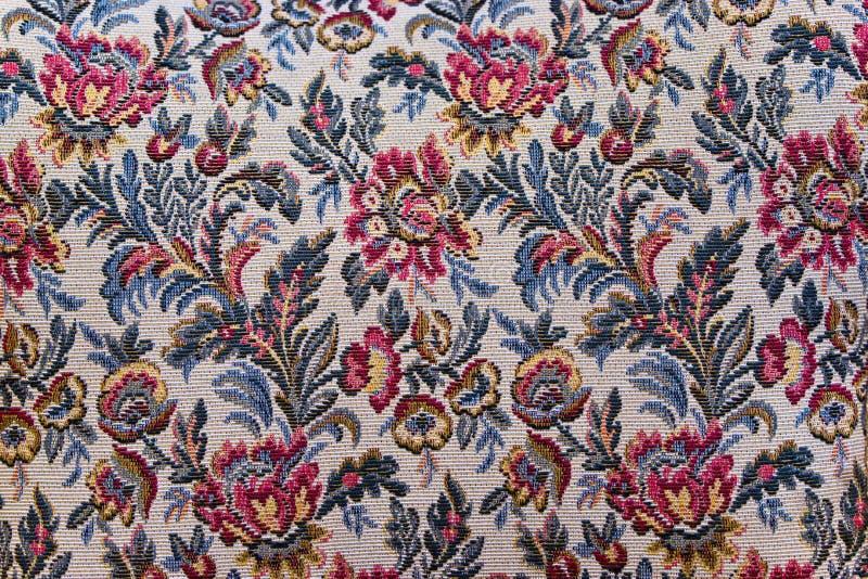 Tapisserie A Motif Rose : Configuration de textile tapisserie avec l ornement