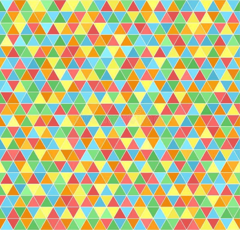 Download Configuration De Triangle Fond Sans Joint De Vecteur Illustration de Vecteur - Illustration du équilateral, trellis: 87701180