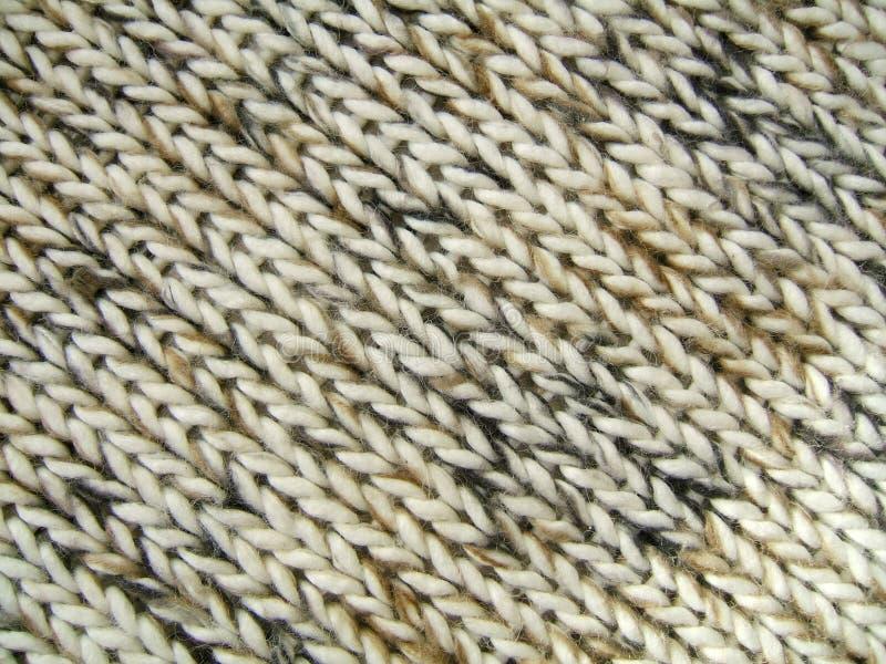 Configuration diagonale de laines photos stock