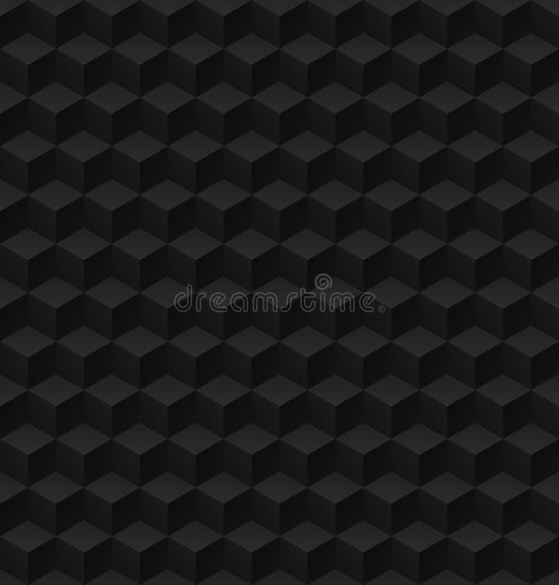 configuration du cube 3D illustration libre de droits