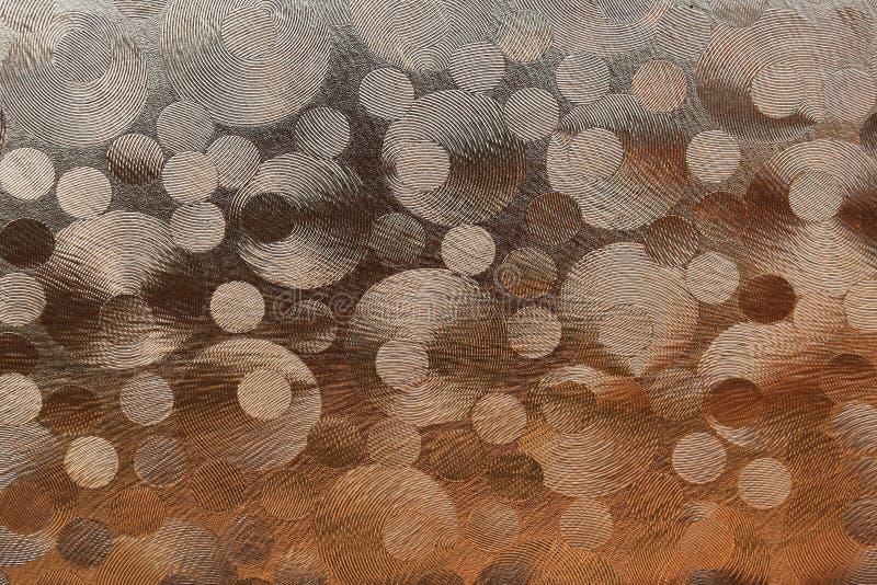Configuration en verre abstraite photos stock