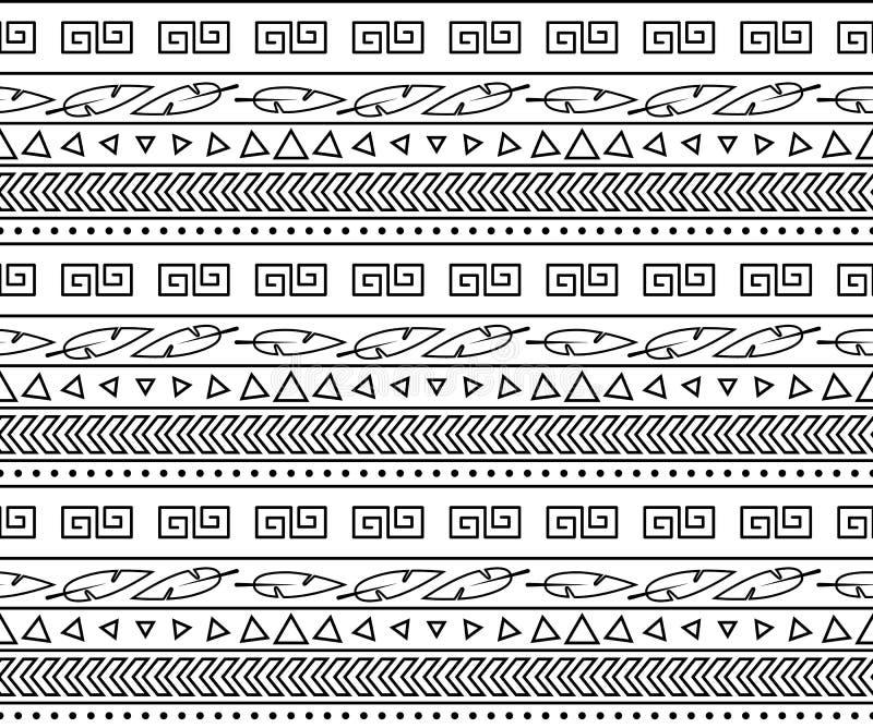 Download Configuration Ethnique Sans Joint Illustration de Vecteur - Illustration du dessin, classique: 77154016