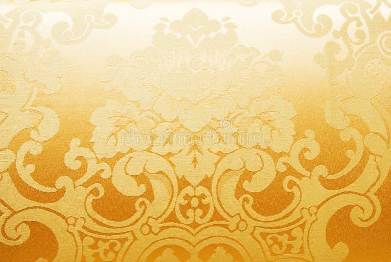 Configuration florale abstraite de tissu photo libre de droits