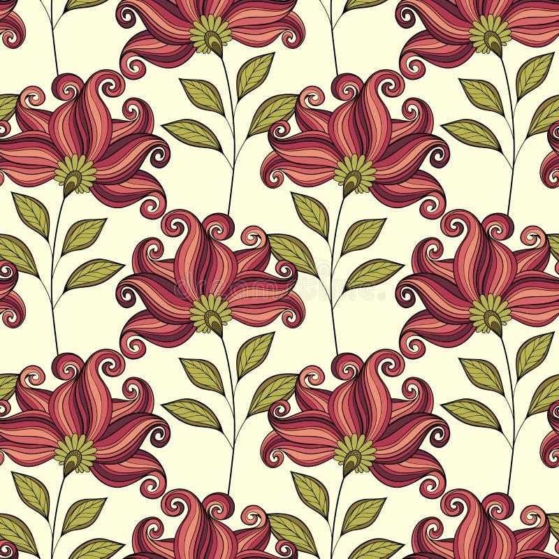 Download Configuration Florale Sans Joint De Vecteur Illustration de Vecteur - Illustration du vacances, bouquet: 56481595