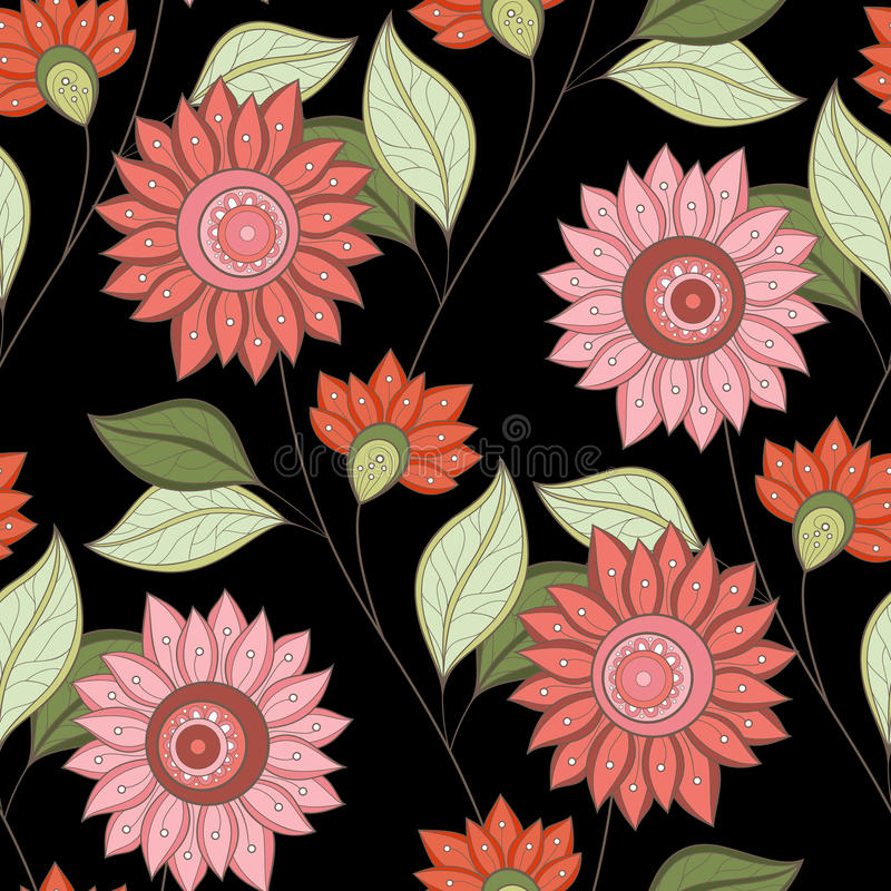 Download Configuration Florale Sans Joint De Vecteur Illustration de Vecteur - Illustration du main, bouquet: 56482492