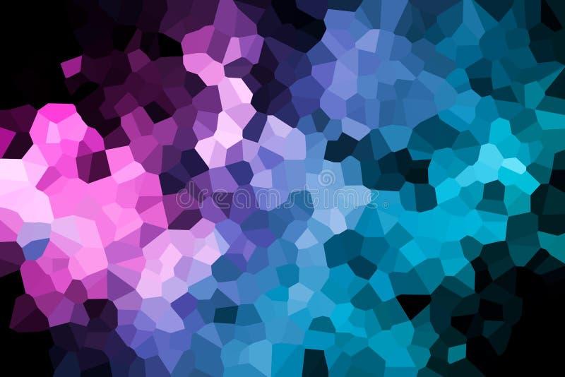 Configuration géométrique abstraite illustration stock
