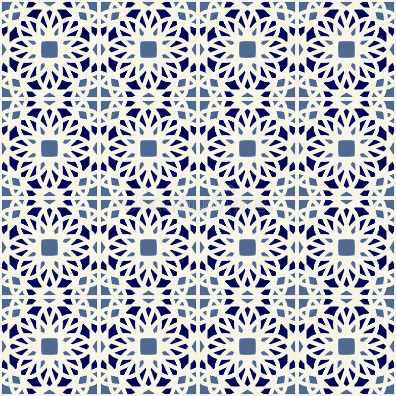 Configuration géométrique de vecteur illustration libre de droits