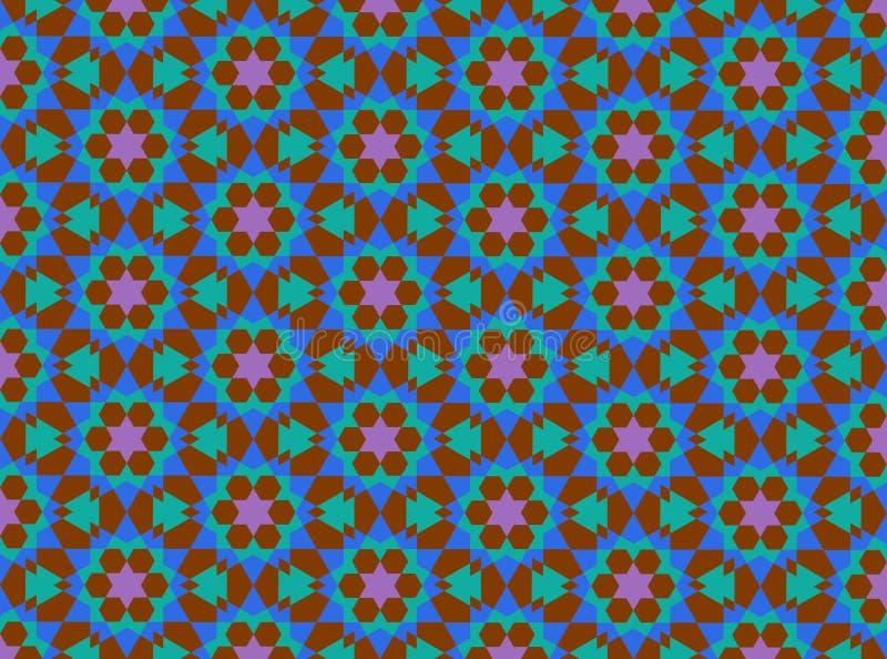 Download Configuration Géométrique Islamique Illustration Stock - Illustration du arabesque, arabe: 87702687