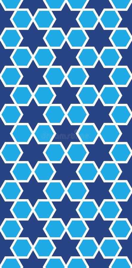 Download Configuration Géométrique Islamique Illustration Stock - Illustration du mosaïque, fond: 87702712