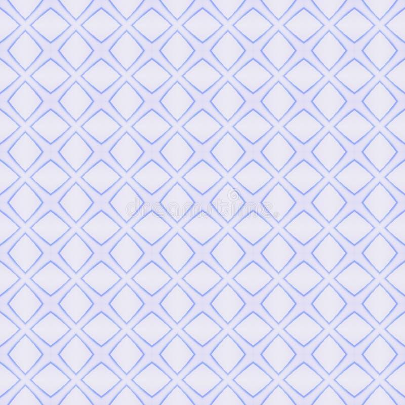 Configuration géométrique sans joint abstraite Texture de fond de vintage illustration stock