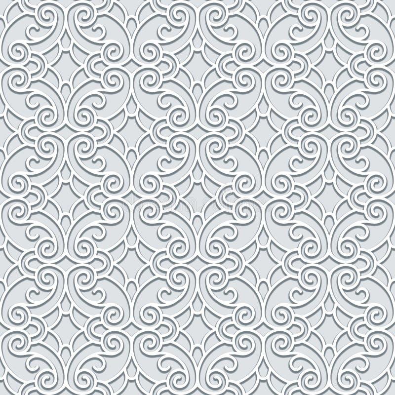 Configuration grise abstraite illustration libre de droits