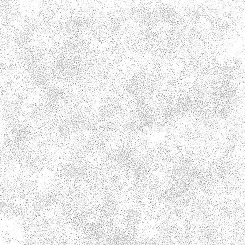 Configuration grise Surface d'encre brouillée par doux monochrome illustration libre de droits