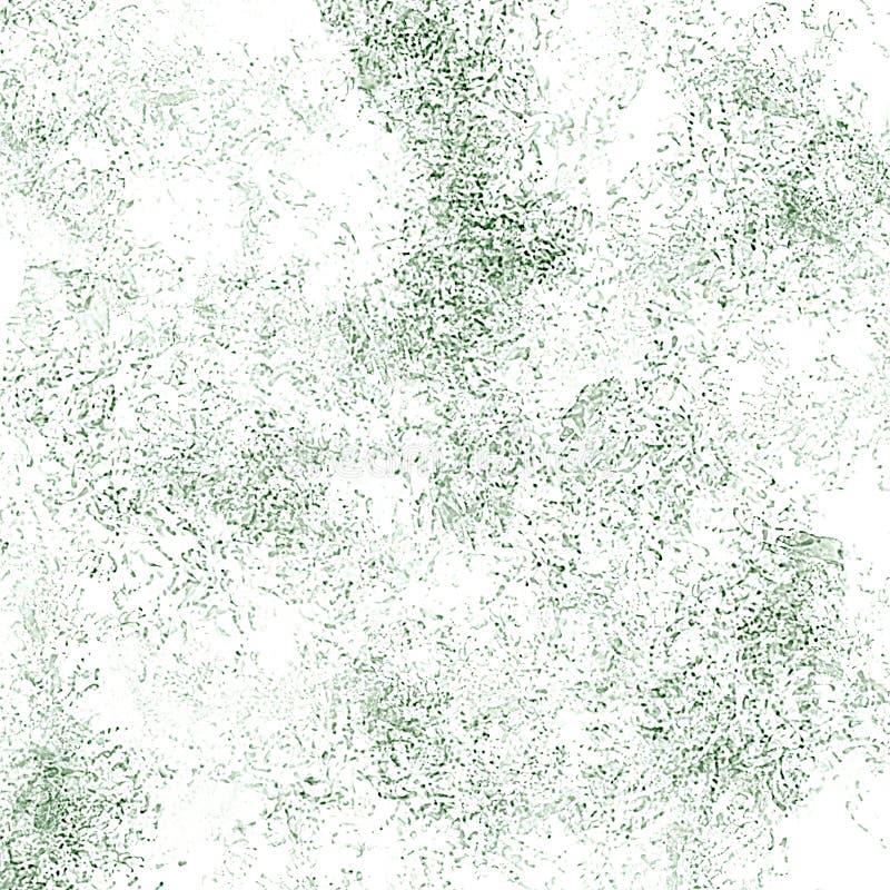 Configuration grise Surface d'encre brouillée par doux monochrome d'aquarelle illustration libre de droits
