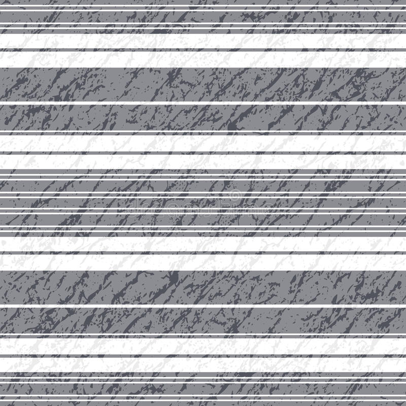 Configuration grunge grise sans joint illustration stock