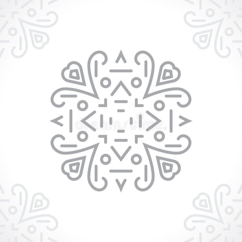 Configuration médiévale illustration libre de droits