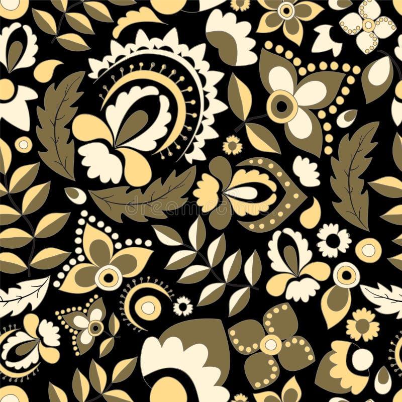 Download Configuration Russe Sans Joint Conception De L'orient Illustration Illustration de Vecteur - Illustration du ligne, ornement: 56487129