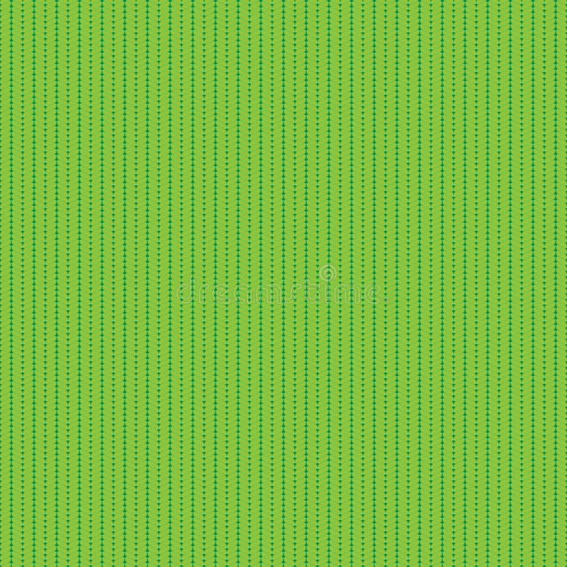 Configuration sans joint abstraite géométrique Conception graphique de mode Illustration de vecteur Fond vert Texture abstraite é illustration de vecteur